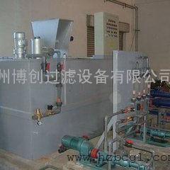 加药系统 全自动PAM PAC 压滤机脱水加药