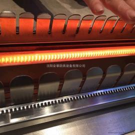 桌面玻璃管烤串炉