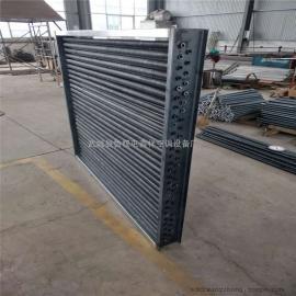 生产各种空气加热器 翅片管加热器