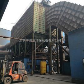 6吨生物质锅炉布袋除尘器