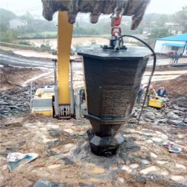 工程硬岩石大型劈裂器