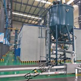 橡胶颗粒管链输送机、水平输送管链机供应