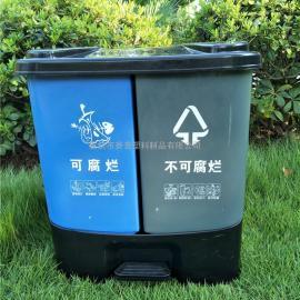贵阳分类垃圾箱,双桶果皮箱供应商