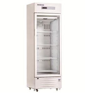 药品冷藏箱BYC-250药品试剂疫苗冷藏箱