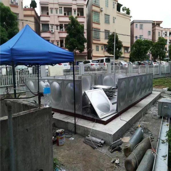 深圳装配式不锈钢生活水箱