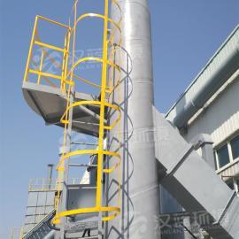 喷漆房废气处理设备改造工程 活性炭吸附脱附+催化燃烧设备