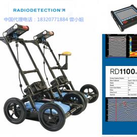 一款高精度PE管探测仪雷迪RD1100