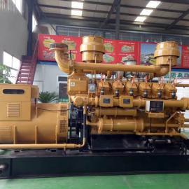 济柴生物质气发电机组