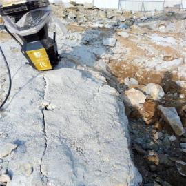 中德科工液压岩石劈裂机