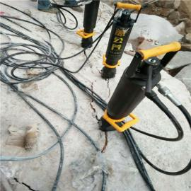 电动劈裂器液压岩石膨胀机
