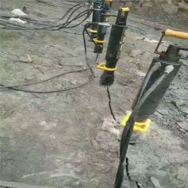 岩石破碎专用电动分裂机