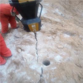 矿山采石场开采劈裂机