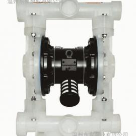 QBY第三代工程塑料四氟气动隔膜泵