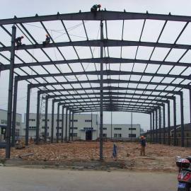 老挝钢结构加工