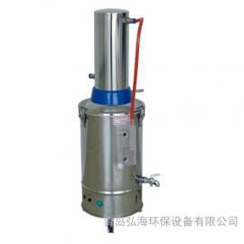 YN-ZD-Z-5-10-20自动断水不锈钢蒸馏水器