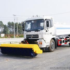 重卡汽车除雪系列―扫雪滚刷