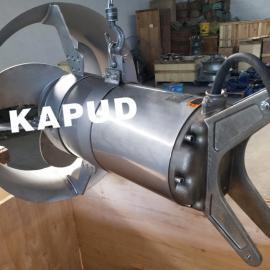 含铬废水处理搅拌机 高浓度污水处理QJB搅拌机价格 凯普德