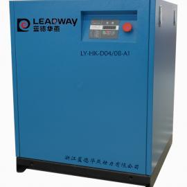 3.7KW小型静音涡旋空压机