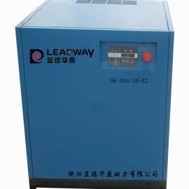 5.5KW小型静音涡旋空压机