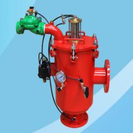 水力吸吮式自清洗过滤器,L型水力吸吮式自清洗过滤器