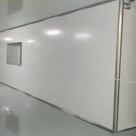 河南速冻食品厂车间净化板价格