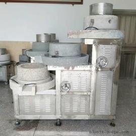 中达牌电动石磨磨浆机类型图片