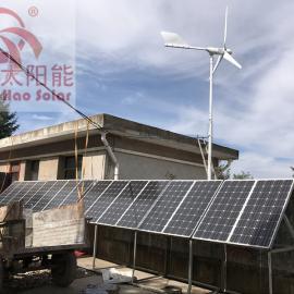 甘肃兰州 酒泉 武威 嘉峪关 敦煌风力发电机 风光互补发电