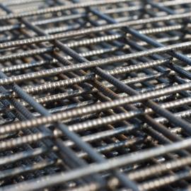CRB550国标钢筋网 路桥施工钢筋网片 屋顶防护钢筋网