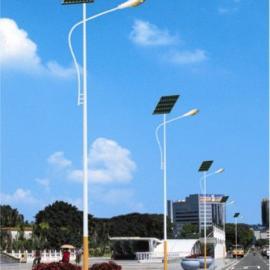 扬州新农村建设户 防水锂电池LED6米30w太阳能路灯