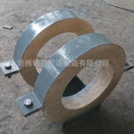 管道固定支座 管夹滑动支座管托 管夹导向支座 焊接固定支座