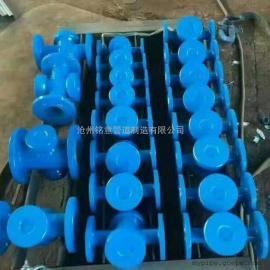 DN50水流指示器 法兰水流指示器