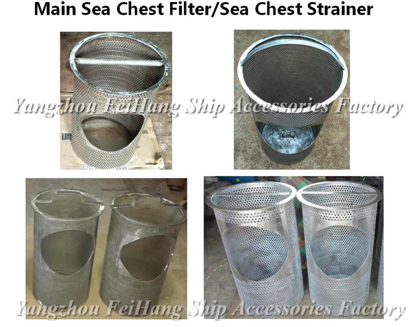 Sea Water Filter 海水滤器滤筒