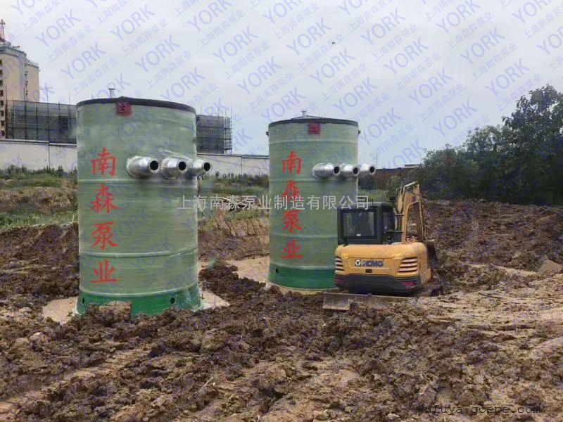 玉林一体化预制泵站