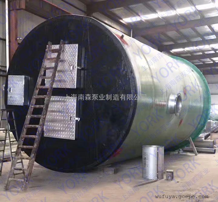 柳州一体化预制泵站