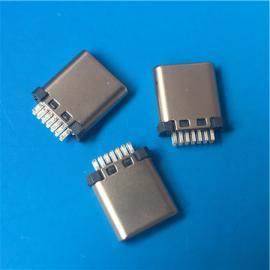7P/USB 3.1公�^TYPE C 14P�A板 �T合短�w