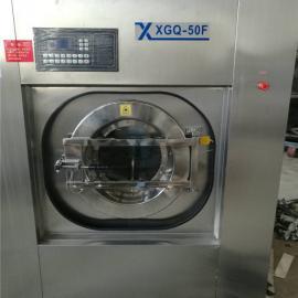 宾馆洗涤设备的挑选_酒店布草洗衣机性能