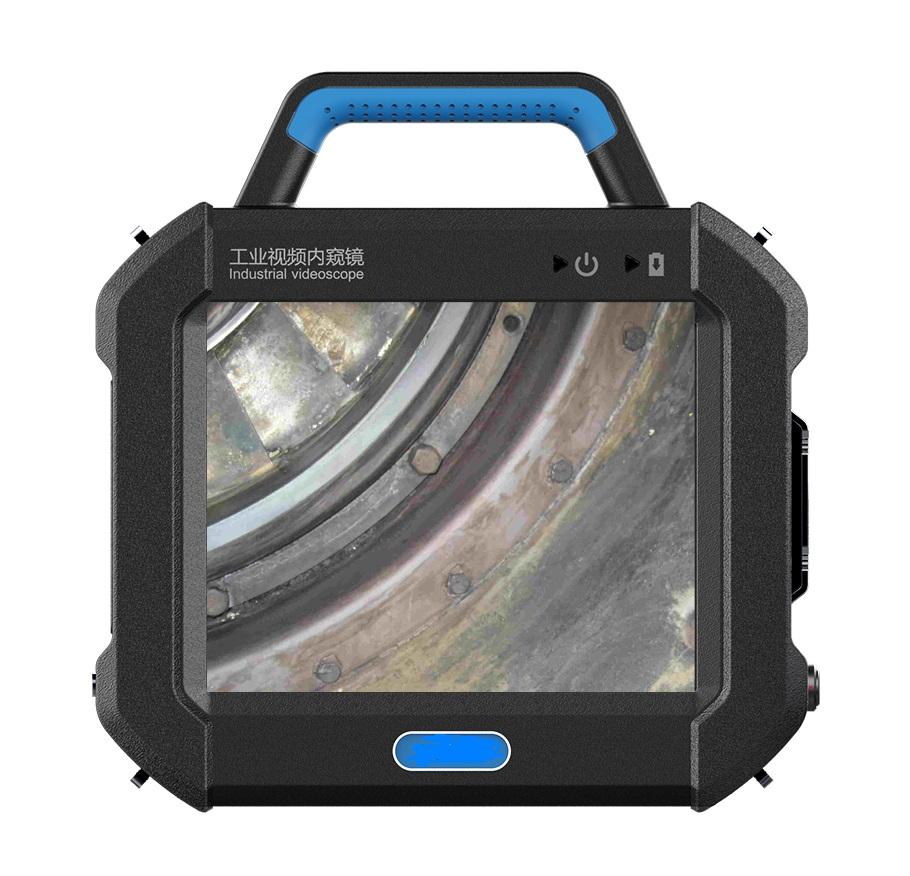 带360度转向工业视频内窥镜SIE410