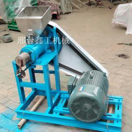 大中小型饲料膨化机 宠物饲料膨化机 玉米膨化机