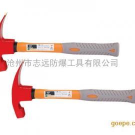 防爆装柄砖瓦锤|防爆木柄砖瓦锤|防爆锤子系列|防爆工具厂家