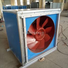 上虞越舜供应低噪声高效混流风机箱