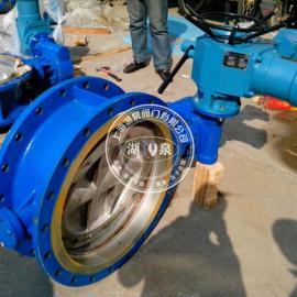 智能型电动涡轮式蝶阀
