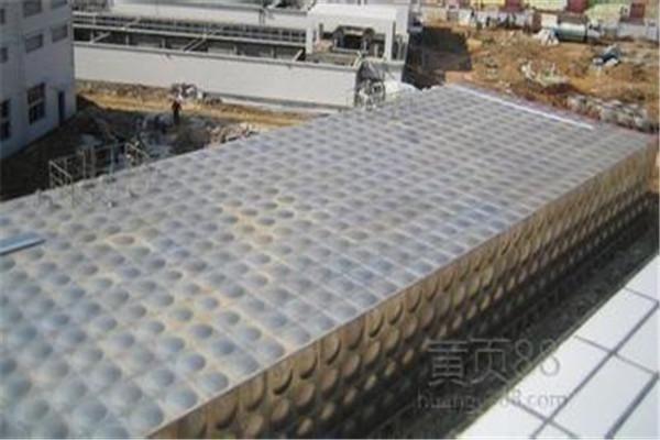 天水地埋式消防水箱生产单位