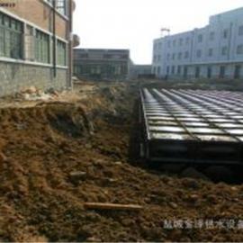 西安泵箱一体化地埋式水箱