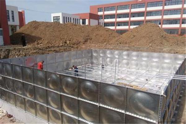 什么是BDF地埋水箱