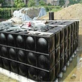 咸阳地埋式消防水箱安装