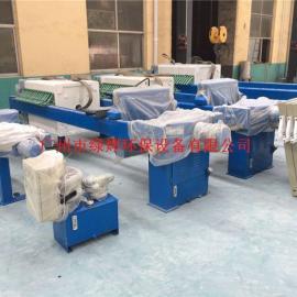 广东板框厢式压滤机 自动厢式压滤机 耐腐蚀 厂家供货