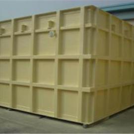 天水装配式玻璃钢消防水箱规格