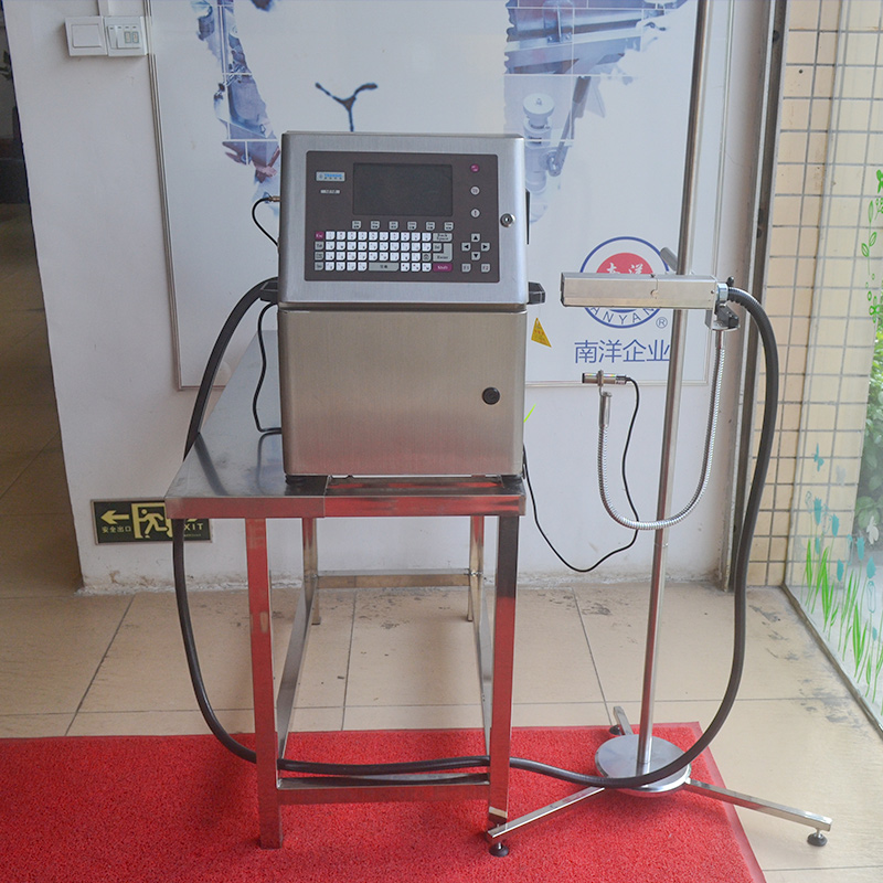 生产日期喷码机 喷印码机 印食品包装打码器 油墨打印喷码机