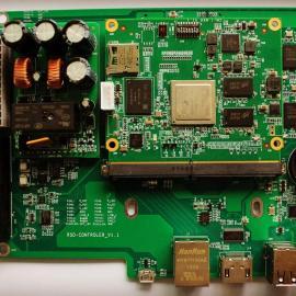 双视频输出型I.MX6Q双屏广告机控制板