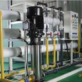 上海3T/H工业纯水机;工业反渗透设备;工业纯水系统